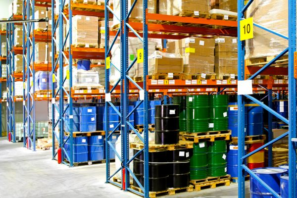 Conduct efficient warehousing