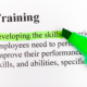 Building a skilled and capable workforce through skills training