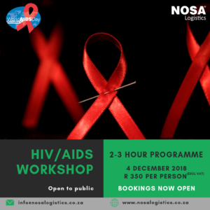 HIV/AIDS Public Workshop