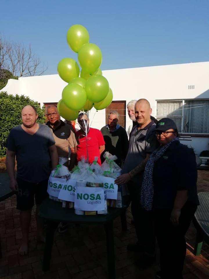 NOSA Logistics Celebrates Mandela Day